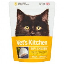 Vets Kitchen Ultra Fresh Cat Food Chicken 385g