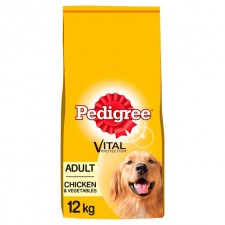 Pedigree Dog Complete Chicken and Vegetables 12kg