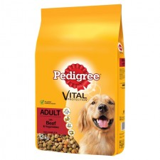 Pedigree Dog Complete Beef and Vegetable 12kg