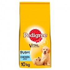 Pedigree Puppy Medium Dry Complete Chicken 10kg
