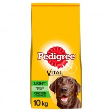 Pedigree Dog Light Complete Chicken and Veg 10kg