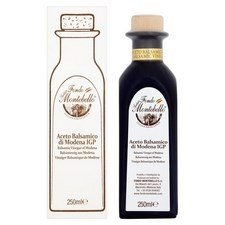 Fondo Montebello Balsamic Vinegar of Modena Silver 250ml