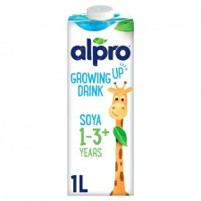 Alpro Junior 1+ Soya Milk Alternative 1L
