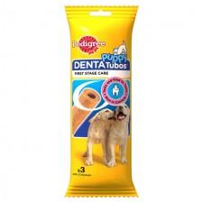 Pedigree Puppy Denta Tubo Puppy Treats 3 x 24g