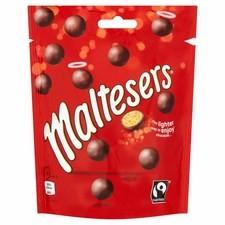 Maltesers 102g bag