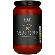 Marks and Spencer Tomato Pasta Sauce 550g