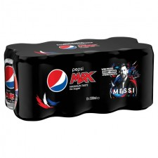 Pepsi Max 8x330ml Cans