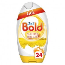 Bold 2 in 1 Gel Summer Breeze 24 Washes 888ml