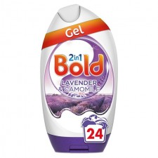 Bold Gel Lavender And Camomile 24 washes 888ml