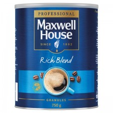 Catering Size Maxwell House Rich Blend Coffee granules 750g
