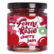 Fearne and Rosie Reduced Sugar Cherry Jam 227g