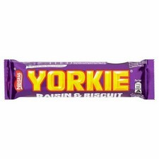 Nestle Yorkie Raisin And Biscuit 44g