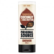 Original Source Coconut and Shea Butter Shower Gel 500ml