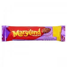 Retail Pack Maryland Double Choc Cookies 16 x 136g