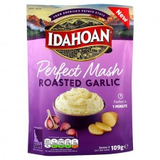 Idahoan Perfect Mash Roasted Garlic Flavour 109g