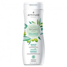 Attitude Super Leaves Olive Leaves Shower Gel Nourishing 473ml
