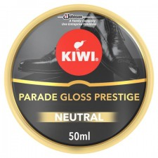 Kiwi Neutral Parade Gloss Shoe Polish 50ml
