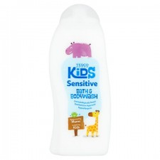 Tesco Kids Sensitive Bath and Bodywash 500ml