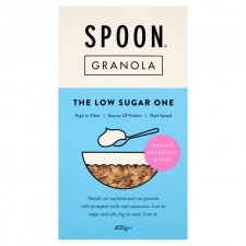 Spoon Cereals The Low Sugar One Granola 400g