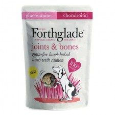 Forthglade Joints Grain Free Treat Salmon Glucosamine And Chondroitin 150g