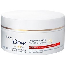 Dove Advanced Hair Series Regenerate Rescue Creme Mask 200ml