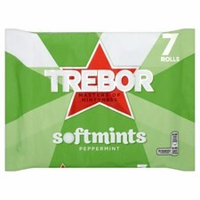 Trebor Softmints Peppermint 7 Pack