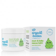 Green People Organic Babies Mum and Baby Rescue Balm 100ml