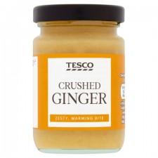 Tesco Crushed Ginger 90G