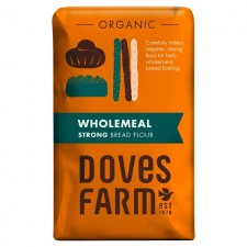 Doves Farm Strong Wholemeal Flour Organic 1.5kg