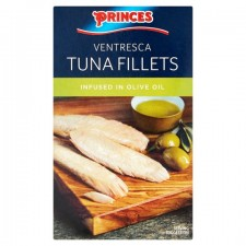 Princes Tuna Fillets in Olive Oil 111g