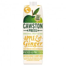 Cawston Press Apple and Ginger Juice 1L