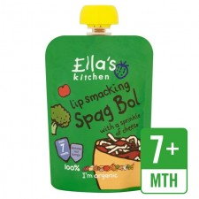 Ellas Kitchen Organic Spag Bol with a Sprinkle of Cheese130g 7 Months