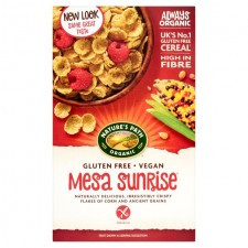 Natures Path Free From Organic Cereal Mesa Sunrise 355g