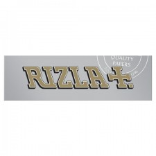 Rizla Silver Regular Papers 50 Paper per Pack