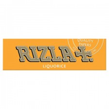 Rizla Liquorice Regular Papers 50 Paper per Pack