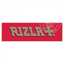 Rizla Red Regular Papers 50 Paper per Pack