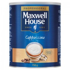 Catering Size Maxwell House Professional Cappuccino 750g