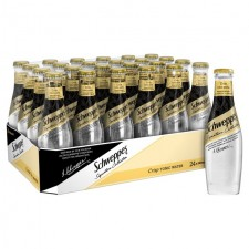 Schweppes Signature Collection Crisp Tonic Water 24 x 200ml
