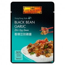 Lee Kum Kee Sauce for Black Bean Garlic 50g