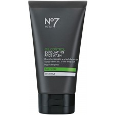 No7 For Men Oil Control Face Wash 150ml.