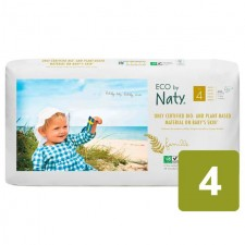 Naty Eco Nappies Size 4 x 44 per pack