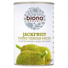 Biona Organic Young Jackfruit Pieces 400g