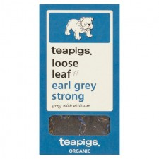 Teapigs Earl Grey Strong Loose Leaf Tea 100g
