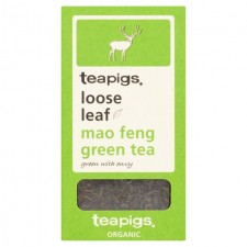 Teapigs Mao Feng Green Loose Leaf Tea 75g