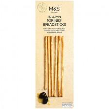 Marks and Spencer Italian Torinesi Breadsticks 125g