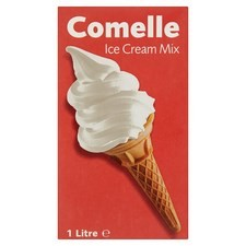 Comelle Ice Cream Mix UHT 1 Litre