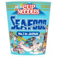 Nissin Cup Noodles Seafood 75g