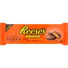 Reeses Rounds 8 Pack