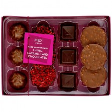 Marks and Spencer Made Without Chocolate Box Assortment 115g