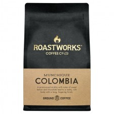 Roastworks Colombia Ground Coffee 200g